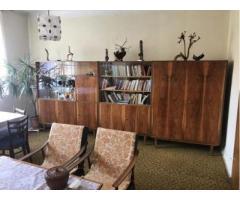 obývací pokoj 60.léta